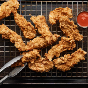 Chicken Fingers Plain