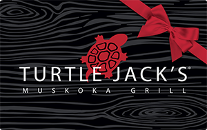 Turtle Jack's Gift Cards