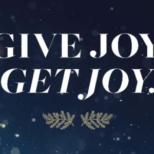 """Happy Holidays"" EGift Card"