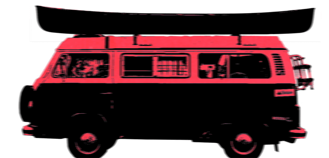 Turtle Jack's Cottage Bus