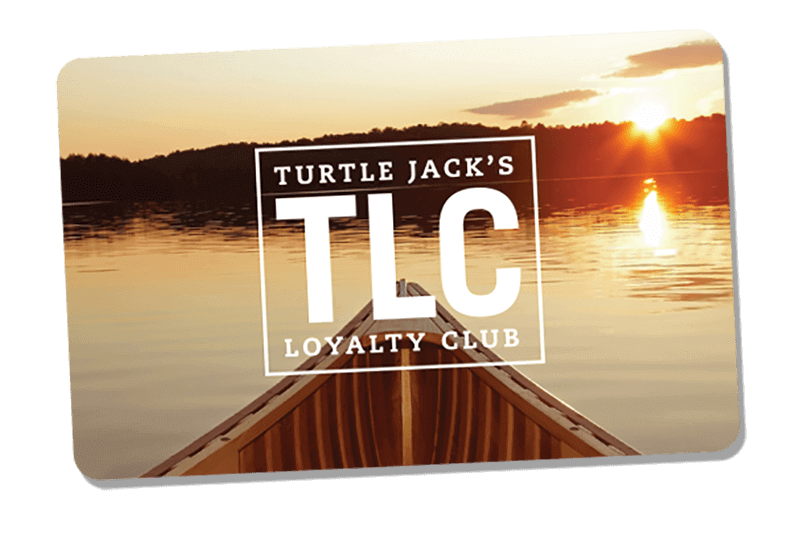 turtle jack's loyalty club
