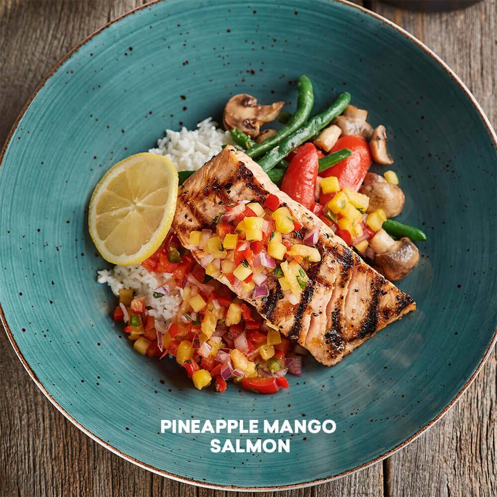 gluten-free salmon