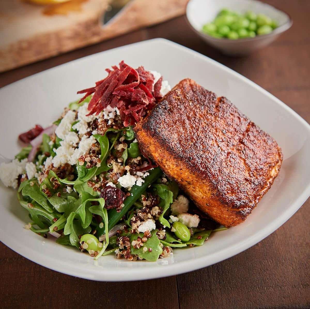 Quinoa-Arugula-Salad