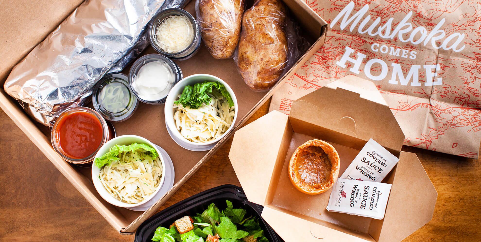 Turtle Jacks Meal Kits