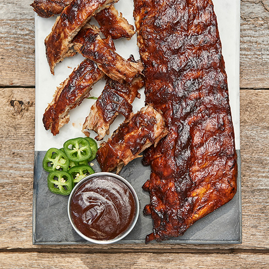 turtle jacks ribs